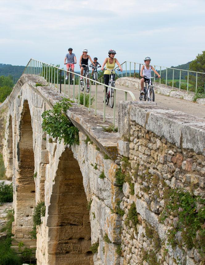 Pont Julien in Luberon
