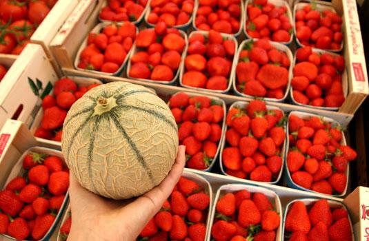 watermelon Cavaillon