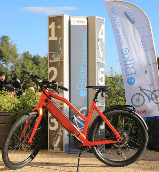 Electric bike - Luberon