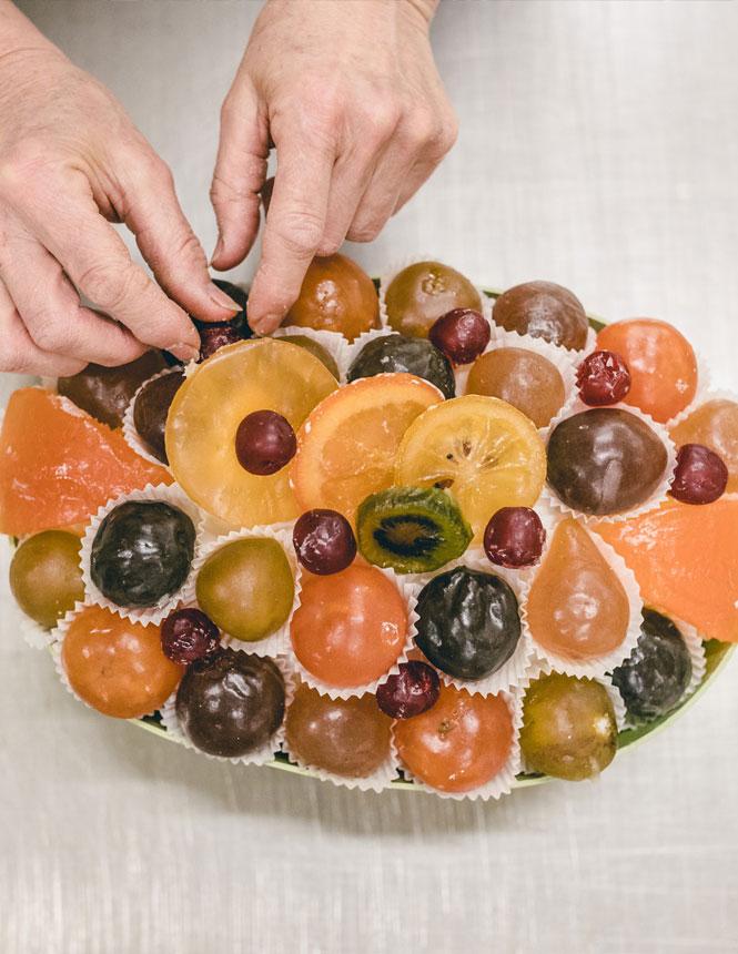 Fruits confits d'Apt @ O'Brien