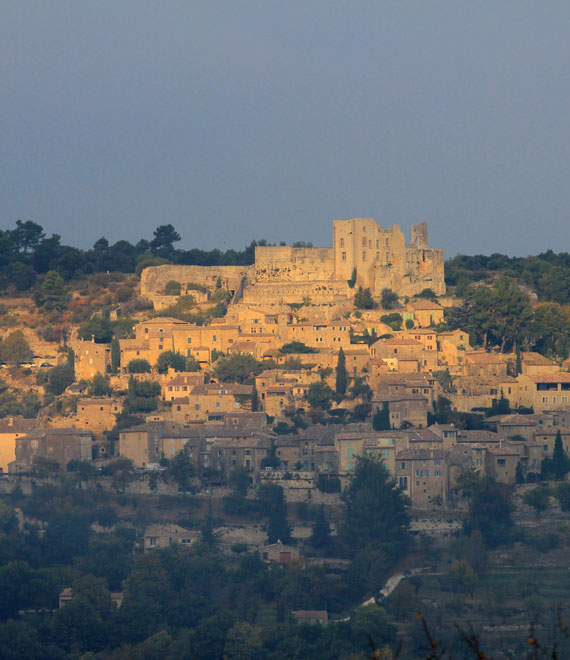 Château de Lacoste @ Hocquel