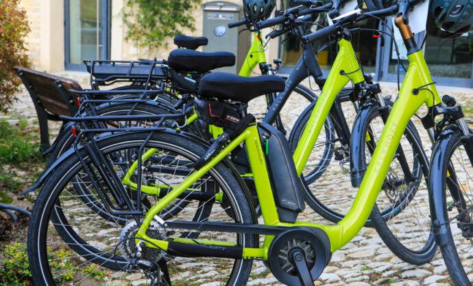 Location de vélo en Vaucluse @ Hocquel