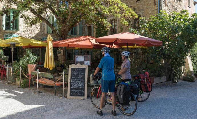 Restaurants pour cyclistes en Provence @ Rathay