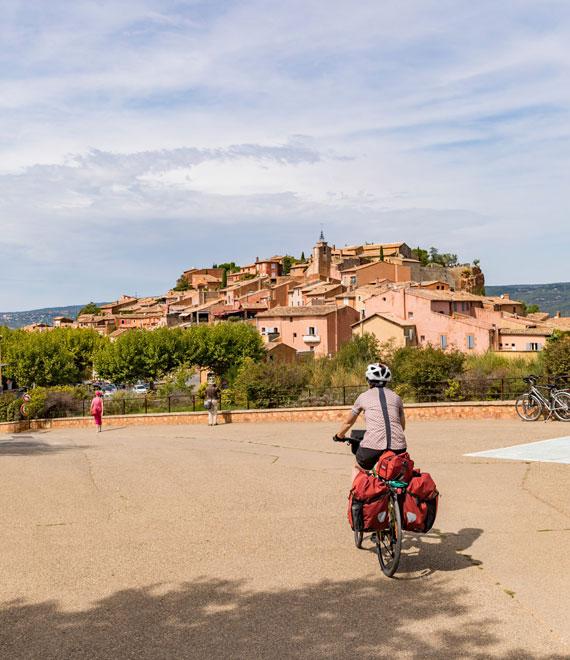Roussillon à vélo @ Rathay