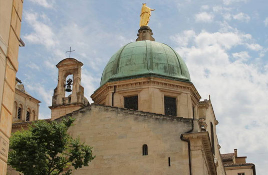 Cathédrale Sainte-Anne @ Office de Tourisme Apt