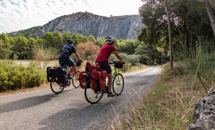 Séjours à vélo en Provence @ Rathay