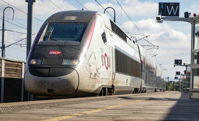 train vaucluse @ Hocquel