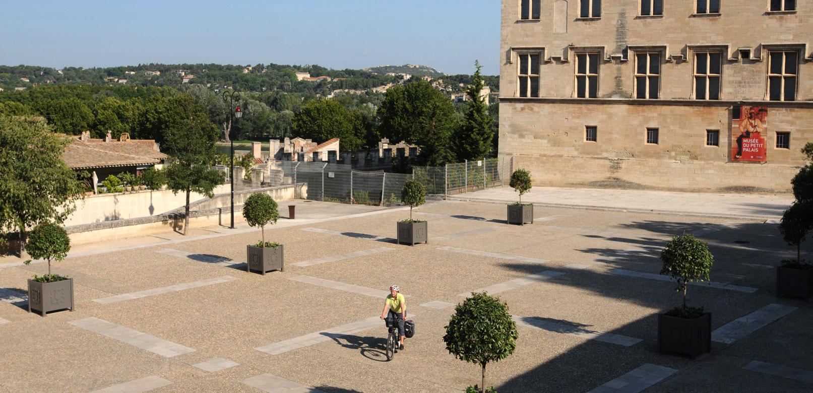 Avignon à vélo @ Brönner