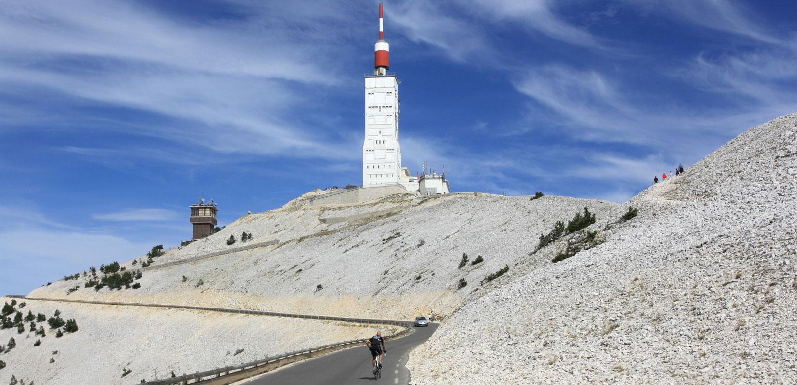 Sommet du mont Ventoux © Hocquel