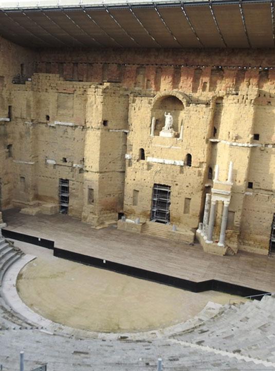 Théâtre antique d'Orange